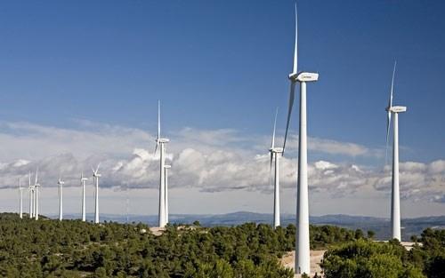 Lancement d'un projet de centrale eolienne de plus de 125 millions de dollars a Tra Vinh hinh anh 1