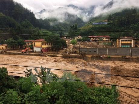 Des pluies abondantes sont prevues au Nord hinh anh 1