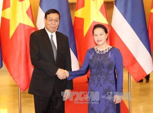 Developpement du partenariat strategique Vietnam-Thailande hinh anh 1