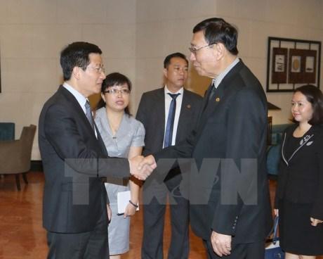Vietnam et Thailande renforcent la cooperation entre les organes legislatifs hinh anh 1