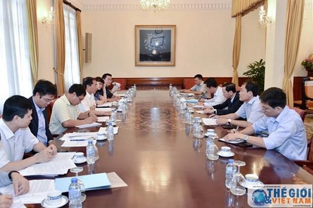 Le Comite permanent de l'AN questionnera le ministre de la Construction hinh anh 1
