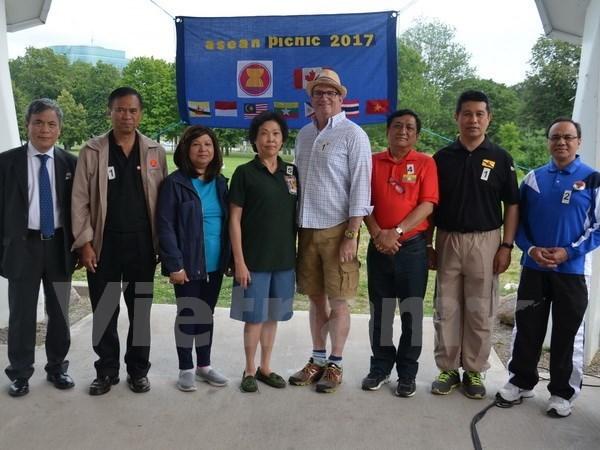 Festival de la cuisine et du sport de l'ASEAN au Canada hinh anh 1