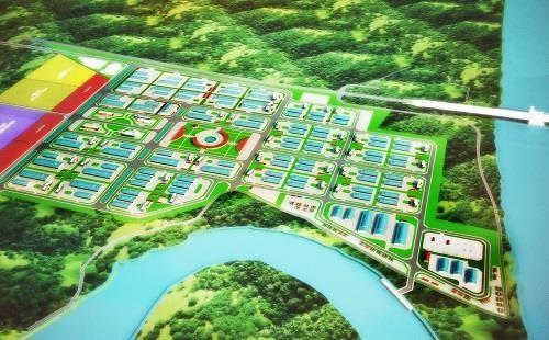 Tra Vinh : plus de 1.200 milliards de dongs pour la construction de la ZI de Co Chien hinh anh 1