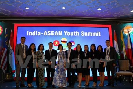 Ouverture du Sommet de la jeunesse Inde-ASEAN 2017 hinh anh 1