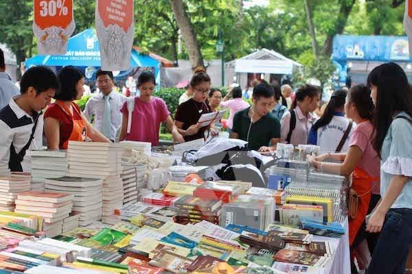 Rendez-vous le 23 aout a Hanoi pour le 6e Salon international du livre du Vietnam hinh anh 1