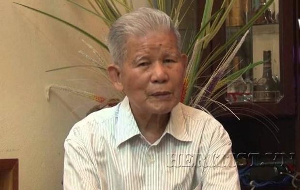 Un Vietnamien recoit le titre de « Heros de biodiversite de l'ASEAN » hinh anh 1