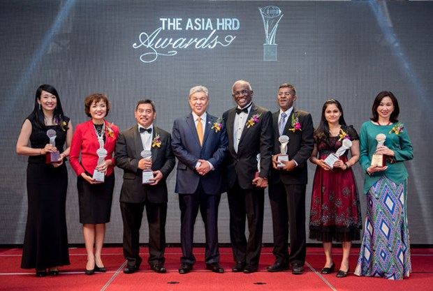 Une Vietnamienne distinguee aux Asia HRD Awards 2017 hinh anh 1