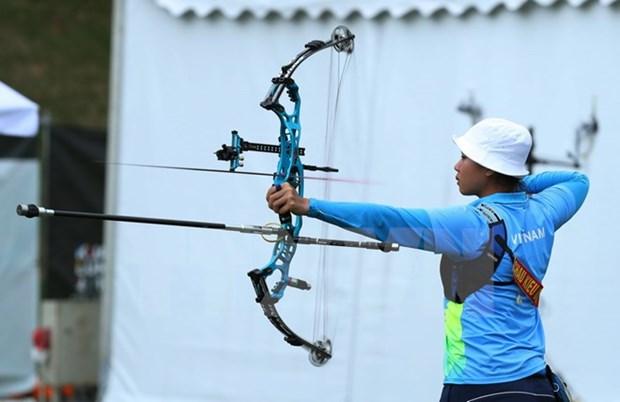 Le Vietnam remporte une nouvelle medaille aux SEA Games 29 hinh anh 1
