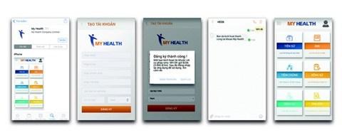 Une nouvelle application de gestion des informations sanitaires voit le jour hinh anh 2