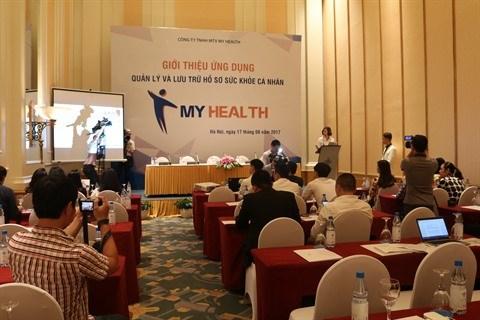 Une nouvelle application de gestion des informations sanitaires voit le jour hinh anh 1