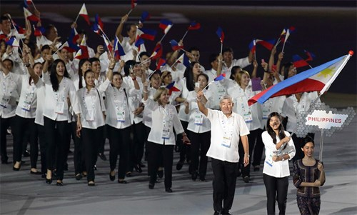 Les Philippines organiseront les SEA Games en 2019 hinh anh 1