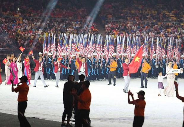 Les 29e SEA Games debutent en Malaisie hinh anh 1