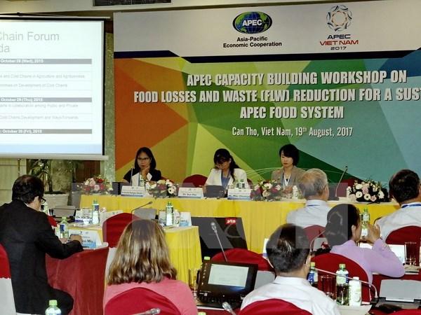 APEC : pour s'orienter vers un systeme alimentaire durable hinh anh 1