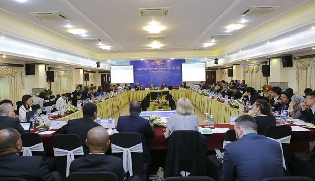 L'APEC promeut l'amelioration de l'environnement de l'investissement hinh anh 1