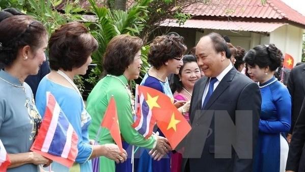 Promouvoir le partenariat strategique Vietnam-Thailande hinh anh 2