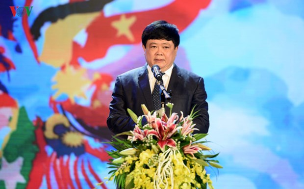 Thanh Hoa: finale du concours de chant ASEAN+3 hinh anh 1