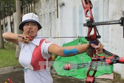 SEA Games 29 : le Vietnam decroche deux nouvelles medailles d'argent et trois de bronze hinh anh 1
