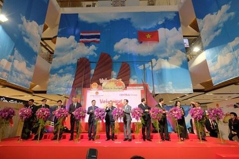 Les entreprises vietnamiennes approchent le marche de vente en detail thailandais hinh anh 1