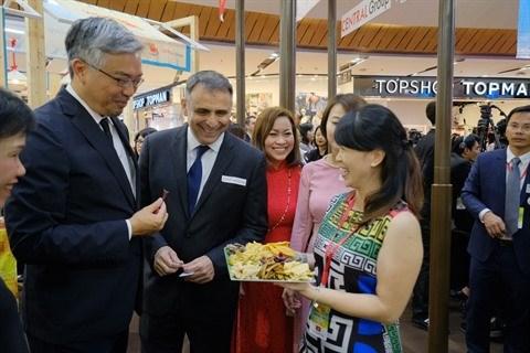 Les entreprises vietnamiennes approchent le marche de vente en detail thailandais hinh anh 2