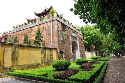 Citadelles et palais de l'ancienne Hanoi hinh anh 1
