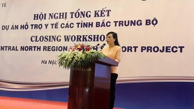 Projet d'amelioration des services medicaux dans les localites du Centre-Nord hinh anh 1