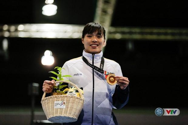 SEA Games 29 : le Vietnam continue de remporter de l'or hinh anh 1