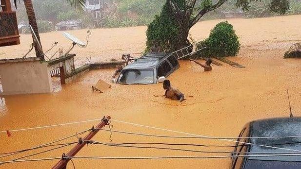 Inondations en Sierra Leone: message de condoleances du Vietnam hinh anh 1