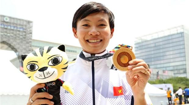 SEA Games 29: trois nouvelles medailles d'or pour le Vietnam hinh anh 1