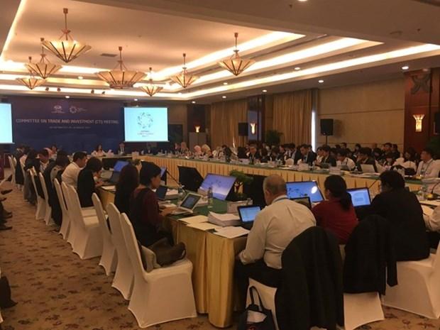 APEC: le Vietnam propose l'amelioration du commerce electronique hinh anh 1