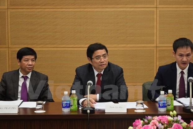 Vietnam-Japon : 7e echange theorique entre les Partis communistes hinh anh 1