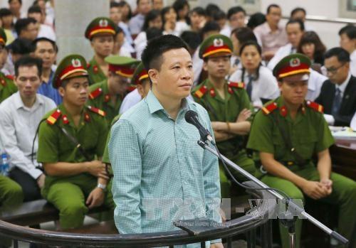 Jugement en premiere instance de Ha Van Tham et de ses complices hinh anh 1