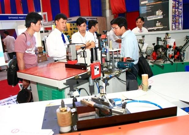 Premier salon de l'automatisation a Hanoi hinh anh 1