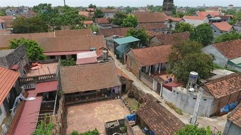 Des anciennes maisons de Duong Lam hinh anh 1
