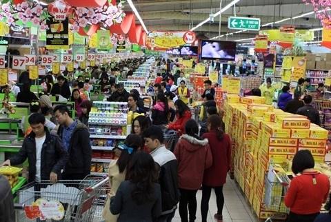 Vietnam, cible favorite des grands distributeurs aseaniens hinh anh 1