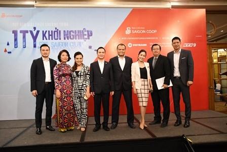 Saigon Co.op offre l'opportunite de start-up des affaires de detail pour les jeunes vietnamiens hinh anh 1