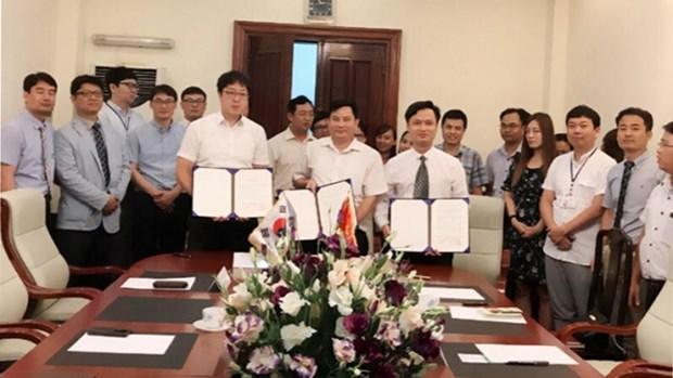 Vietnam - R. de Coree: cooperation dans le developpement des technologies hinh anh 1