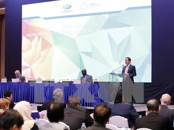 Ho Chi Minh-Ville participe a l'edification de la communaute de l'APEC hinh anh 1