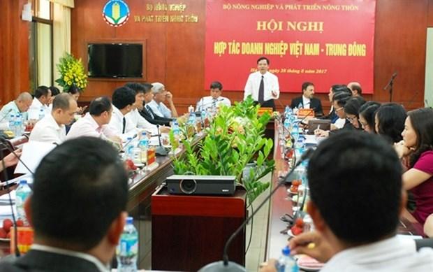 Le Vietnam envisage d'augmenter ses exportations vers le Moyen-Orient hinh anh 1