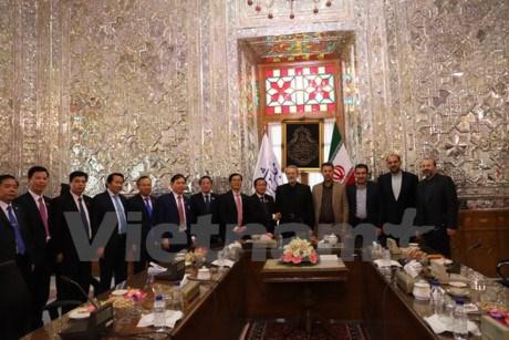 Le Vietnam et l'Iran renforcent la cooperation multisectorielle hinh anh 1