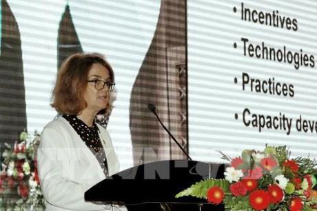 La ministre australienne de l'Agriculture apprecie les potentiels du Vietnam hinh anh 1
