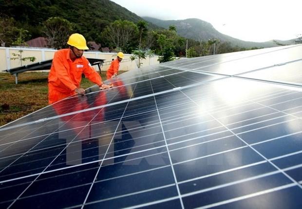 Le groupe sud-coreen Dohwa investit dans les energies renouvelables a Quang Binh hinh anh 1