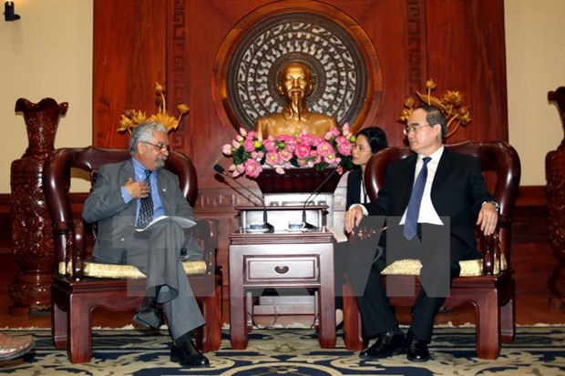 Ho Chi Minh-Ville renforce la cooperation avec le PNUD hinh anh 1