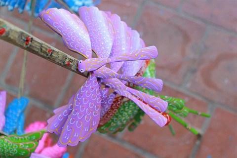 Les jouets en bambou de Thach Xa hinh anh 2