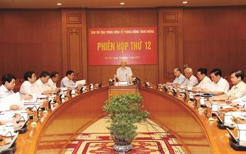 La lutte contre la corruption n'epargne personne hinh anh 1