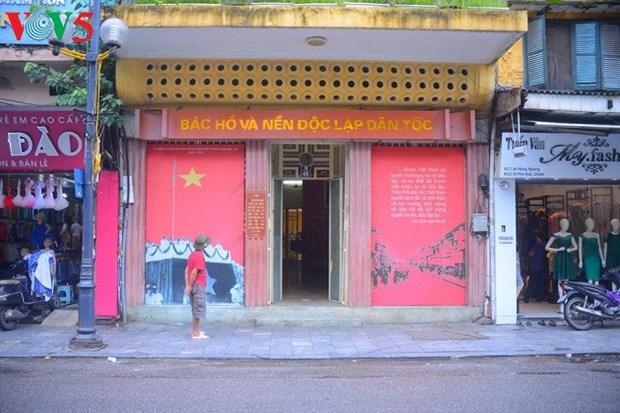 48 rue Hang Ngang, lieu de naissance de la Declaration d'Independance hinh anh 1