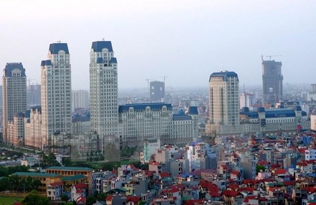 Hanoi en plein boom economique hinh anh 1