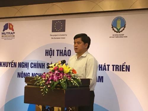 Vers une nouvelle politique de developpement de l'agriculture bio hinh anh 1