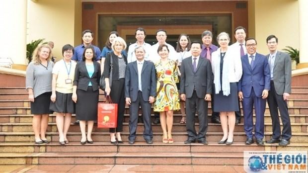 Bac Ninh souhaite intensifier ses liens avec le Danemark, l'Italie et les Pays-Bas hinh anh 1