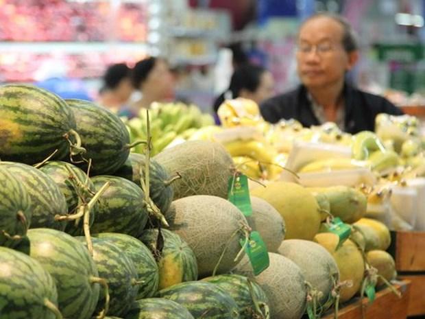 Les Vietnamiens friands des fruits et legumes thailandais hinh anh 1
