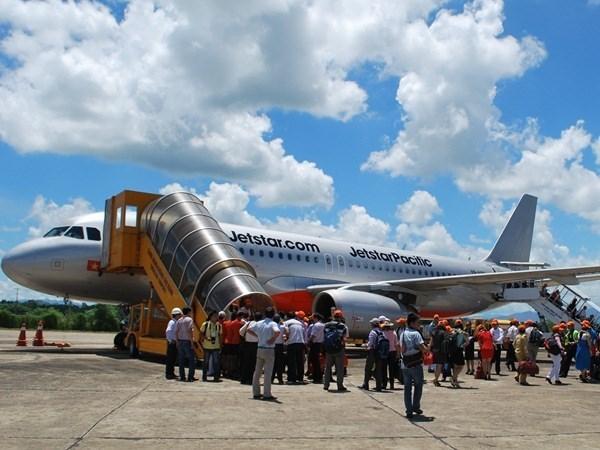 Jetstar Pacific ouvre deux nouvelles lignes directes Hanoi-Osaka et Da Nang-Osaka hinh anh 1